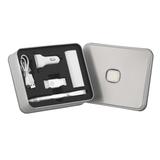 Набор POWERSET 5-в-1 в металлическом футляре фото