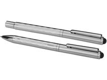 Подарочный набор ручек Alden Duo, серый фото
