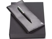 Набор: трэвел-портмоне, ручка шариковая фото