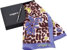 Набор: ручка шариковая, платок шелковый Petali фото