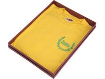 Подарочный набор Желтая майка лидера, желтый фото
