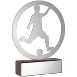 Награда Acme, футбол, коричневая/серебристая фото
