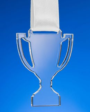 Награда Cup Medal, прозрачный фото