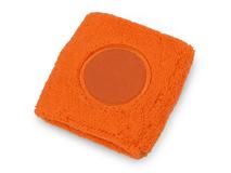 Напульсник Пульс, оранжевый фото