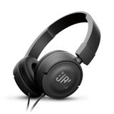 Наушники-гарнитура JBL T450, чёрные фото