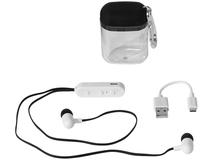 Наушники с функцией Bluetooth, черный/ белый фото