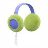 Наушники беспроводные детские Hiper Sound, зелёный фото