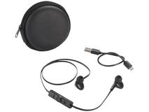 Наушники Sonic с Bluetooth®, чёрный фото