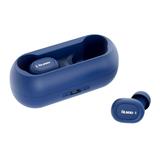 Наушники True Wireless Olmio TWE-02, синие фото