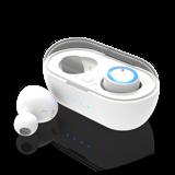 Наушники True Wireless Ritmix RH-802BTH, белые фото