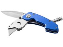 Нож складной Remy, синий фото