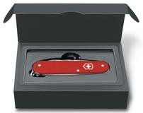 Нож Victorinox Alox Cadet, красный, 84 мм, 9 функций фото