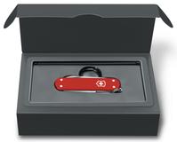 Нож Victorinox Alox Classic, красный, 58 мм, 5 функций фото