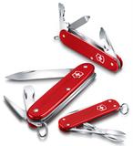 Нож Victorinox Alox Pioneer, красный, 93 мм, 8 функций, в подарочной коробке фото