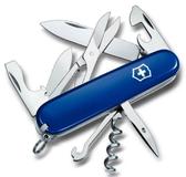 Нож Victorinox Climber, синий, 91 мм, 14 функций фото