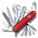 Нож Victorinox Handyman, красный, 91 мм, 24 функции фото