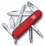 Нож Victorinox Hiker, красный, 91 мм, 13 функций фото