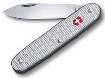 Нож Victorinox Pioneer Alox, серебристый, 93 мм фото