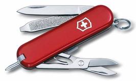 Нож Victorinox Signature, красный, 58 мм, 7 функций фото