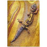 Обложка для автодокументов «Хозяйка огня», бежевая с рисунком фото