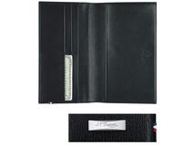 Обложка для чековой книжки Contraste, черный фото