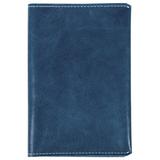Обложка для паспорта Apache, синяя фото