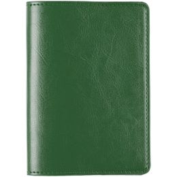 Обложка для паспорта Nebraska, зеленая фото