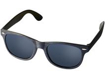 Очки солнцезащитные Sun Ray, тёмно-синие фото