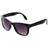 Очки солнцезащитные складные Stifel, черные фото