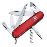 Офицерский нож CAMPER 91, красный фото