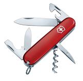 Офицерский нож SPARTAN 91, красный фото
