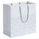 Пакет Сказочный узор, белый фото