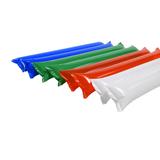Палки-стучалки надувные Оле-Оле, красный фото