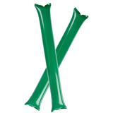 Палки-стучалки для болельщиков Hip-Hip, зеленые фото