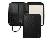 Папка А5 + портативное зарядное устройство Epitome Black фото