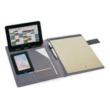 Папка для документов А4 Basic на магните, серый фото