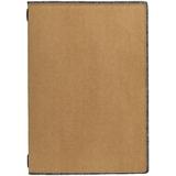 Папка-меню Felting, серо-бежевая фото