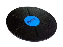 Платформа балансировочная Keep Balance, черная с синим фото