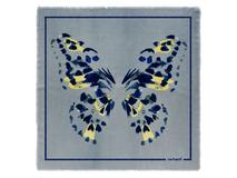 Платок Madeleine, светло-голубой фото