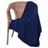 Плед Comfort Up, темно-синий фото