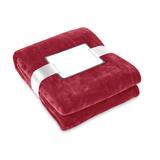 Одеяло флисовое 180 г/м2, бордовый фото