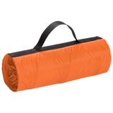 Плед стеганый Camper, оранжевый фото