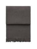 Плед Stone, темно-серый фото