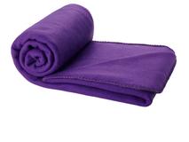 Плед в чехле Huggy, фиолетовый фото