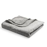 Плед Yelix, серебряный/серый фото