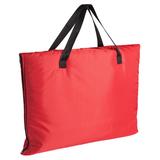 Пляжная сумка-трансформер Camper Bag, красная фото