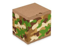 Подарочная коробка Camo фото