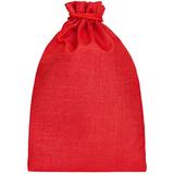 Холщовый мешок Foster Thank, L, красный фото