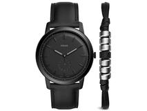 Подарочный набор: часы наручные мужские, браслет фото