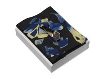 Подарочный набор: часы наручные женские, шерстяной платок, че фото
